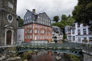 Impressionen aus Monschau, dem Luftkurort in der Eifel