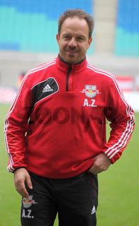 Cheftrainer Alexander Zorniger RB Leipzig Saison 2012-13