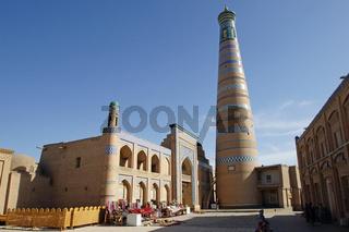 Moschee Islom Xoja, Chiwa, Usbekistan
