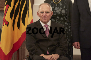 Dine in honor FM Schäuble of his 70th Birthday given by Joachi