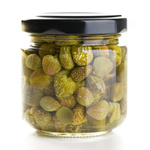 marinated capers