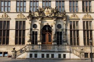 Haus der Handelskammer (Schütting), Hansestadt Bremen, Deutschland