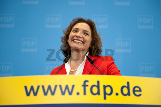 Presentation of the new Secretary of FDP