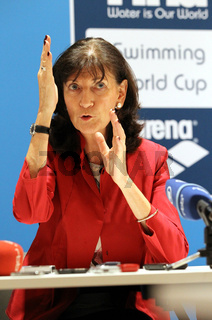 Dr. Christa Thiel, DSV-Präsidentin