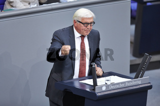 Extraordinary Plenary Session of the German Parliamen on the situation in Germany.
