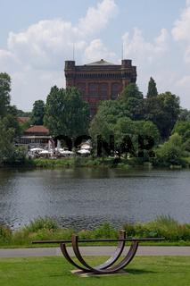 Wasserturm in Bremen an der Weser