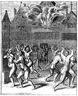 depiction of the capture of Muenster in the 16th Century, Anabaptists in the Anabaptist Kingdom of Muenster, 1530