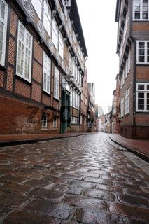 historische Altstadt Stade