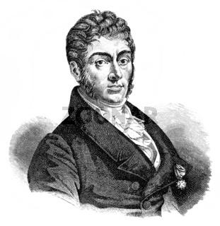 Étienne-Nicolas Méhul, 1763-1817, French composer