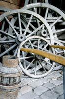 cartwheels, historic factory