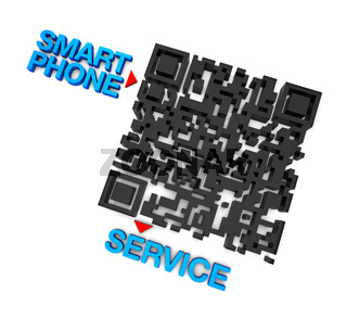 QRcode Smart Phone Service