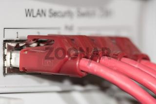 Netzwerk/Server-Kabel