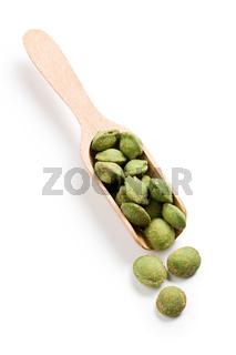wasabi snack peanuts