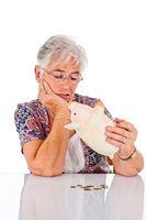 Concerned pensioner