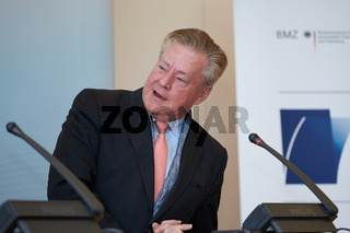 German Institute for Development Evaluation Press conference