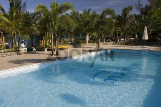 Hotelanlage Hoan  Cau resort , Ninh Thuan, Vietnam Asien