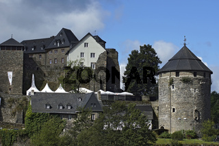 Impressionen aus Monschau, dem Luftkurort in der Eifel, Deutschland