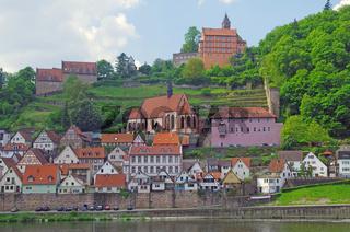 nahe Ebebach am Neckar