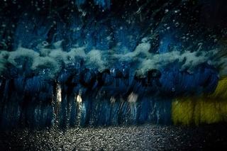 Waschbuerste einer Autowaschanlage