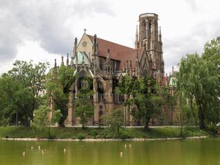Johanneskirche Church, Stuttgart