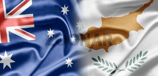 Australia and Cyprus