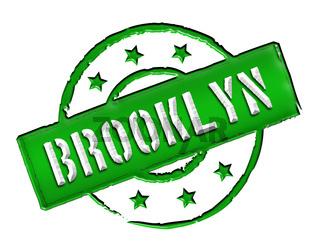 Stamp - BROOKLYN