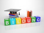 Bildung - Series Words out of Letterdices