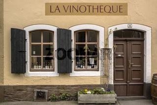 Historische Altstadt Freiberg - Weinladen