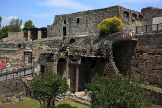 Porta Marina Eingan nach Pompeji