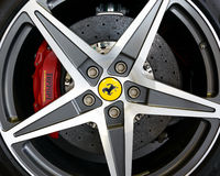 Ferrar alloy detail