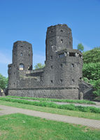 Bridge of Remagen,Rhine,Germany