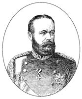 Charles or Karl Friedrich Alexander, 1823 - 1891, King of Württemberg