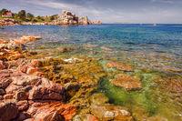 Ploumonach, Pink Granite Coast, Brittany, France