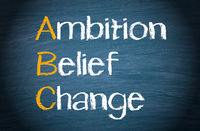 ABC - Ambition Belief Change