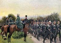 Genaral Yorck, Battle of Wartenburg, Napoleonic Wars