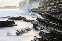 coast of Barrica, Basque Country, Spain