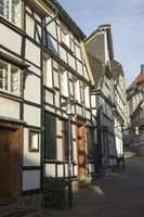 Buildings in Hattingen, Germany
