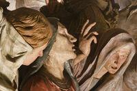 Pain, Mary, Crucifixion, Sacro Monte di Varese