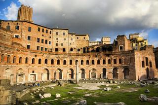 Mercati di Traiano and Fori Imperiali in Rome