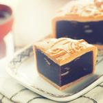 Mid autumn festival foods mooncake