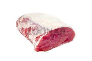 Meat pork fillet