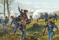 The Battle of Nuits, Franco-German War