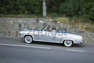 Südtirol Classic Cars_BORGWARD Isabella