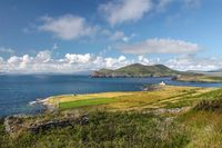 Scenery of Valentia Island