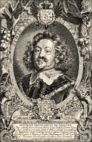 Ottavio Piccolomini, Duke of Amalfi, 1599 - 1656, general of Wallenstein