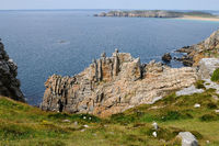 South Breton coast