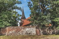 Dorfkirche Mellenthin | village church Mellenthin