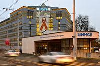 Sitz des Hohen Flüchtlingskommissars der Vereinten Nationen (UNHCR)
