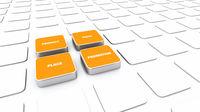 Pad Konzept Orange - Product Price Place Promotion 6