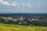 Die Gemeinde Emmingen-Liptingen auf der Hegaualb